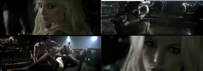 Video completo de xxx britney spears