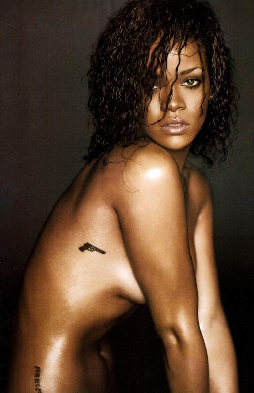 Rihanna Nude Thatgrapejuice